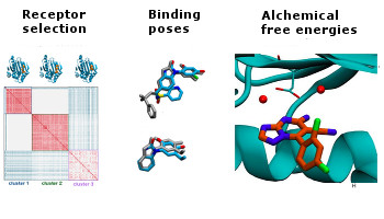 Blinded predictions of binding modes and energies of HSP90-alpha ligands for the 2015 D3R Grand Challenge